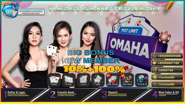 Poker Omaha IDNPLAY